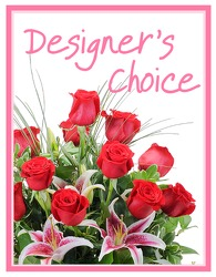 Designers Choice - Valentine's Day from Scott's House of Flowers in Lawton, OK