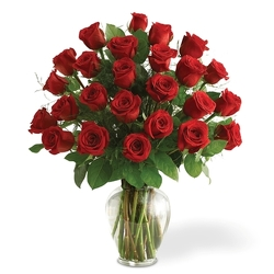 <b>Scott's Two Dozen Medium Stem Roses</b> from Scott's House of Flowers in Lawton, OK