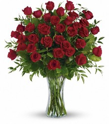 <b>Three Dozen Roses</b> from Scott's House of Flowers in Lawton, OK