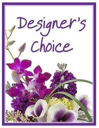 Designers Choice from Scott's House of Flowers in Lawton, OK
