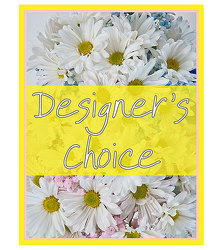 Designers Choice - New Baby from Scott's House of Flowers in Lawton, OK