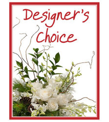 Designers Choice - Winter from Scott's House of Flowers in Lawton, OK