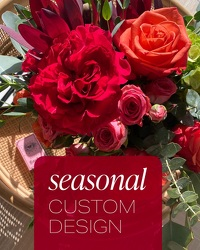 Seasonal Custom Design from Scott's House of Flowers in Lawton, OK