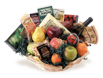 <b>Gourmet Gifts</b> from Scott's House of Flowers in Lawton, OK