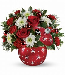 <b>Starry Ornament Bouquet</b>