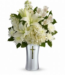 <b>Shining Spirit Bouquet</b> from Scott's House of Flowers in Lawton, OK