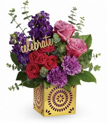 <b>Thrilled For You Bouquet</b> from Scott's House of Flowers in Lawton, OK
