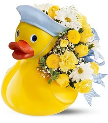<b>Just Ducky</b> from Scott's House of Flowers in Lawton, OK